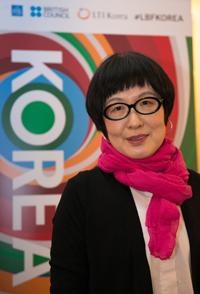 London Book Fair, 2014- Korean Authors Reception